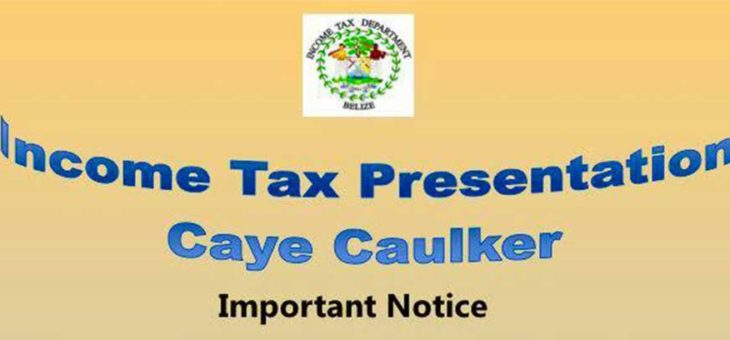 Income Tax in Caye Caulker